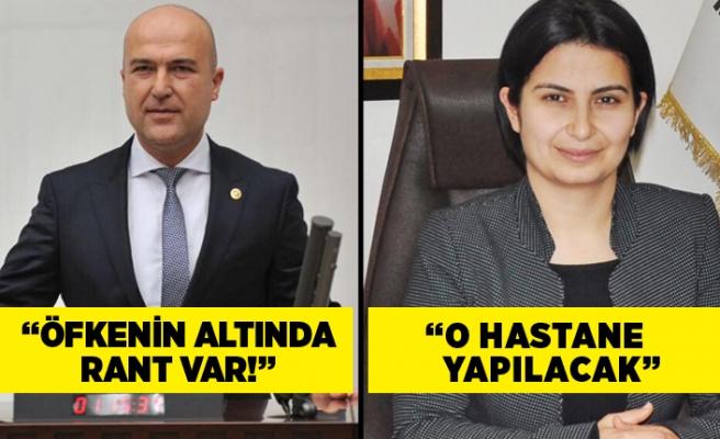 Saliha Özçınar'dan Murat Bakan'a yanıt gecikmedi!