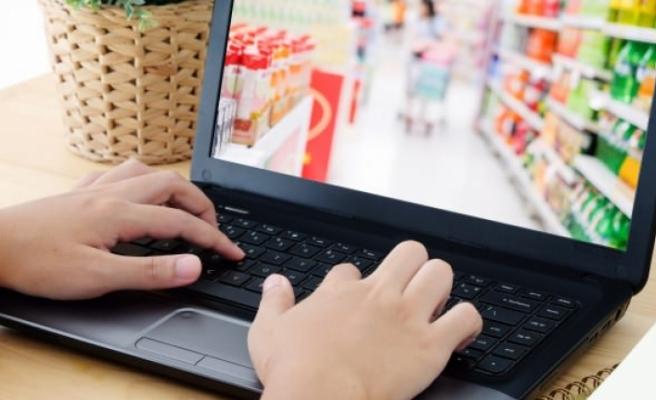 Türkiye'de e-ticaret satışları arttı