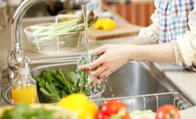 Virüslere karşı güvenli gıda alışverişi