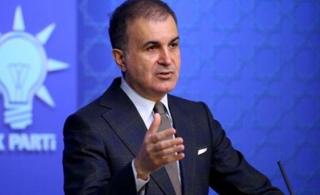AK Parti Sözcüsü Çelik, açıklamalarda bulundu