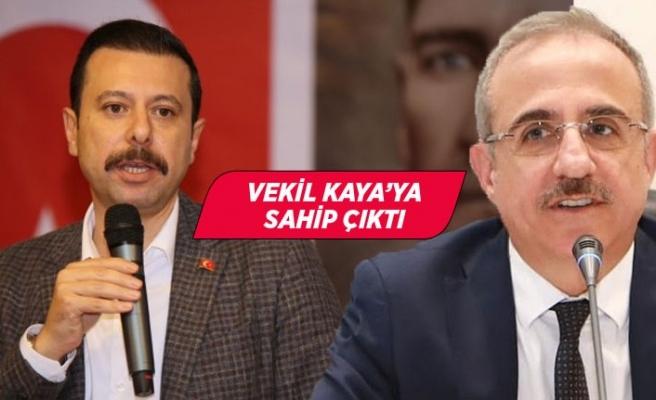 AK Partili Sürekli'den CHP'ye eleştiri bombardımanı!