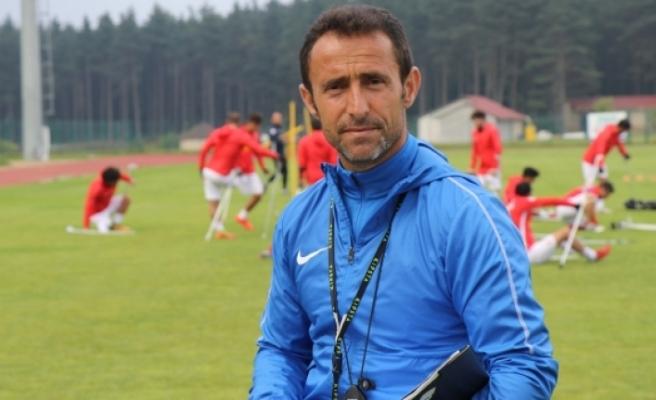 Ampute Milli Futbol Takımı Teknik Direktörü çalışmalara başladı
