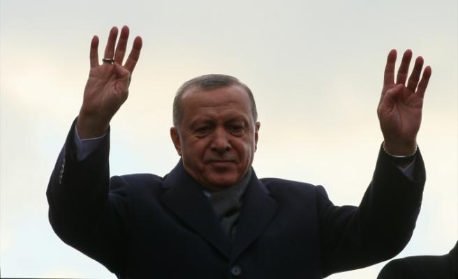 Erdoğan'dan Berat Kandili mesajı