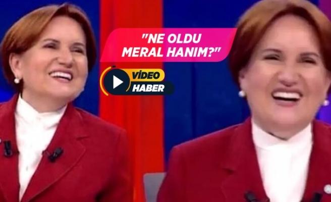 Erdoğan'la ilgili soru sonrası kahkaha attı!