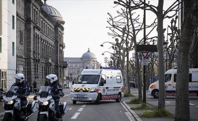 Fransa ekonomisi Kovid-19 nedeniyle yüzde 6 daraldı