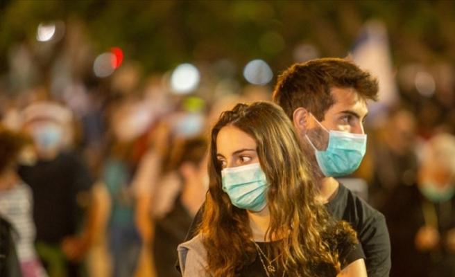 İsrail'de Kovid-19'dan ölenlerin sayısı 215'e yükseldi