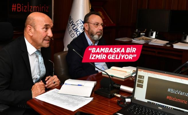 """""""İzmir'de çığ gibi büyüyen bir dayanışma ağı var"""""""