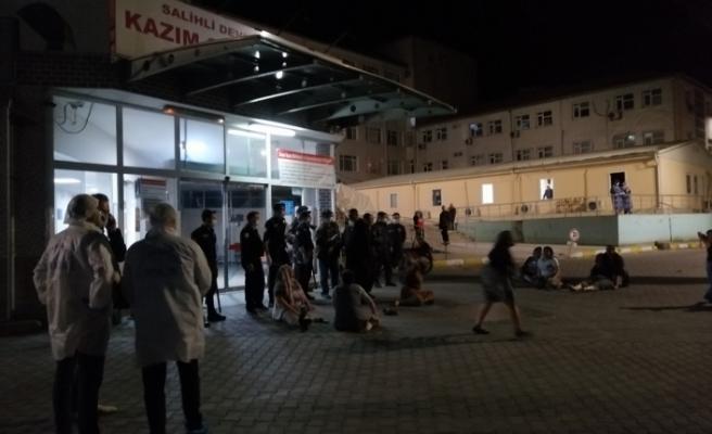 Manisa'da kavga: 1 ölü, 7 yaralı