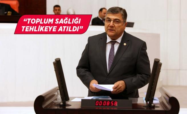 Milletvekili Sındır, 21 bin vatandaşın durumunu sordu