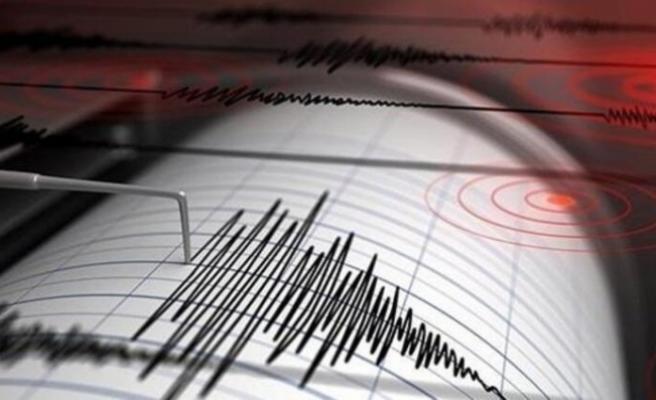 Ordu'da 4 büyüklüğündeki deprem