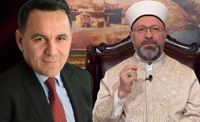Sözcü yazarından Ali Erbaş'a: Cinsellikle ilgili mevzulara odaklandıysa işi zor!