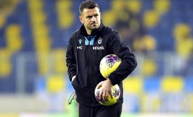 Trabzonspor Teknik Direktörü Çimşir'in iki kupa hedefi