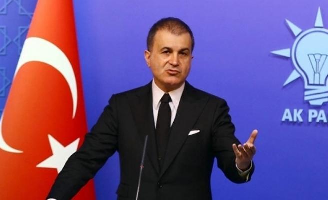 AK Parti Sözcüsü Çelik'ten CHP sözcülerine tepki: