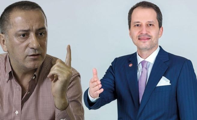 Altaylı'dan Fatih Erbakan'a tepki: Yakında bana bile sulanırlar...