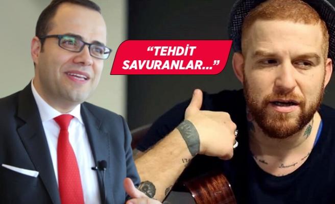 Athena Gökhan'dan Özgür Demirtaş'a destek!
