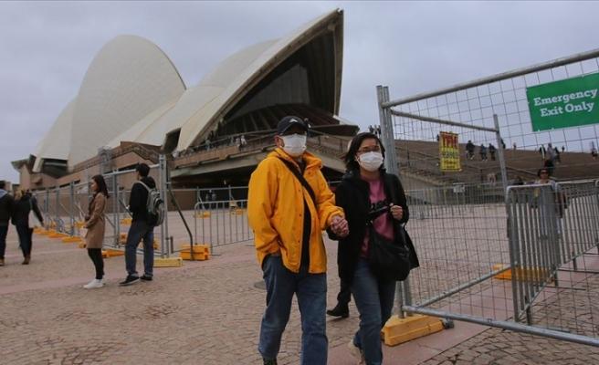Avustralya'da Kovid-19'dan hayatını kaybedenlerin sayısı 100'e çıktı