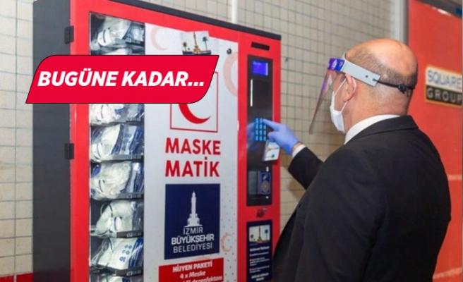 Başkan Soyer'den 'maske' raporu