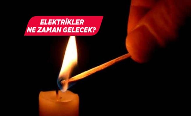 Bayraklı, Bornova, Çiğli... 10 ilçede elektrik kesintisi!