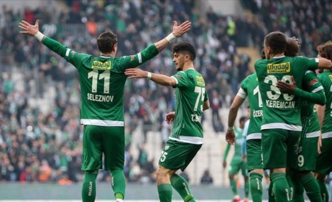Bursaspor'da Kovid-19 testleri negatif çıktı