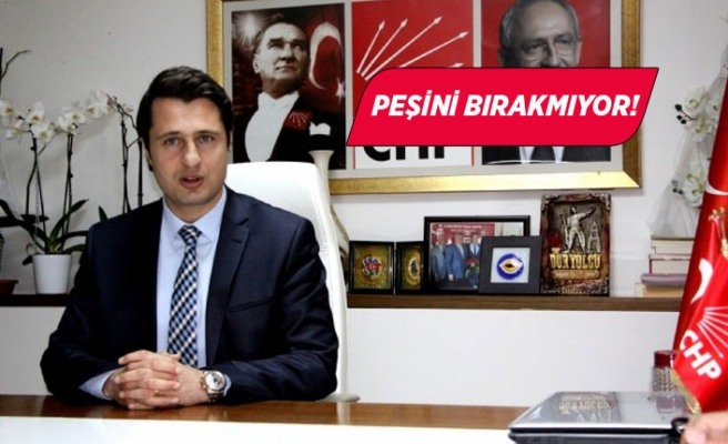 CHP İzmir'den 'camide müzik provokasyonuna' suç duyurusu