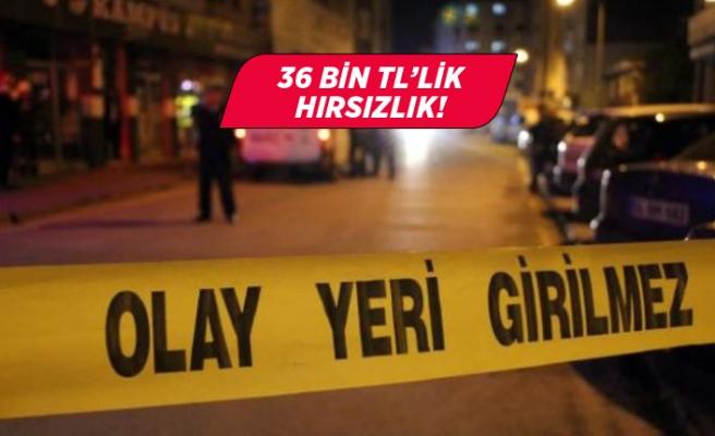 İzmir'de GSM operatörü mağazasında hırsızlık!