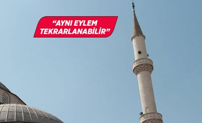 İzmir'deki camiden müzik olayıyla ilgili dikkat çeken uyarı!