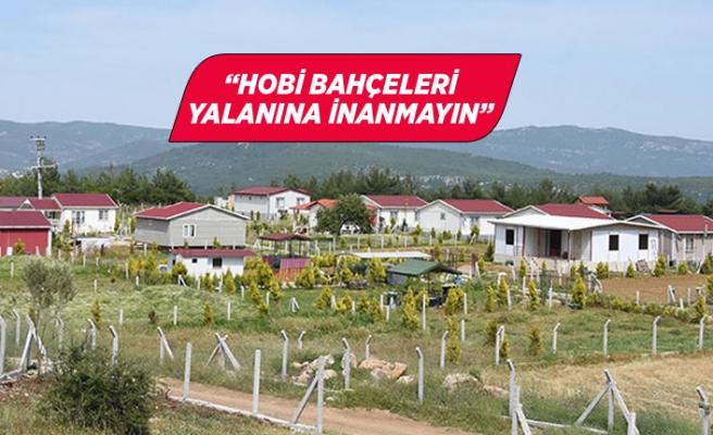 İzmir İl Tarım ve Orman Müdürü vatandaşları uyardı!