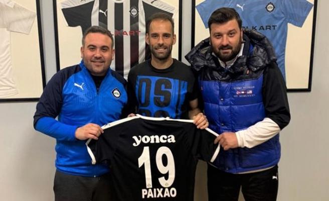 Marco Paixao:  Yuvamda kaldım, mutluyum