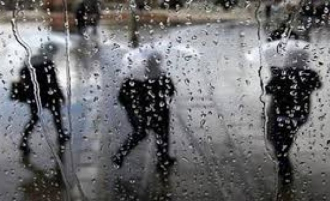 Meteoroloji'den tüm yurda kuvvetli yağış ve rüzgar uyarısı