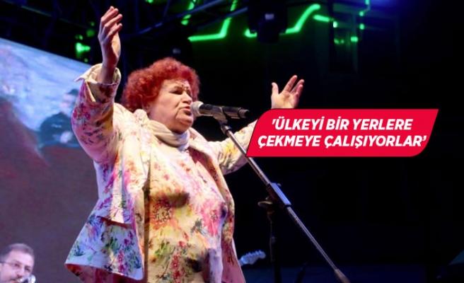 Selda Bağcan'dan İzmir'deki olaya sert tepki!