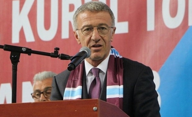 Trabzonspor Kulübü Başkanı Ahmet Ağaoğlu'ndan bayram mesajı