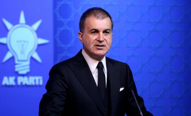 """AK Parti Sözcüsü Çelik'ten """"Barış Çakan"""" paylaşımı"""