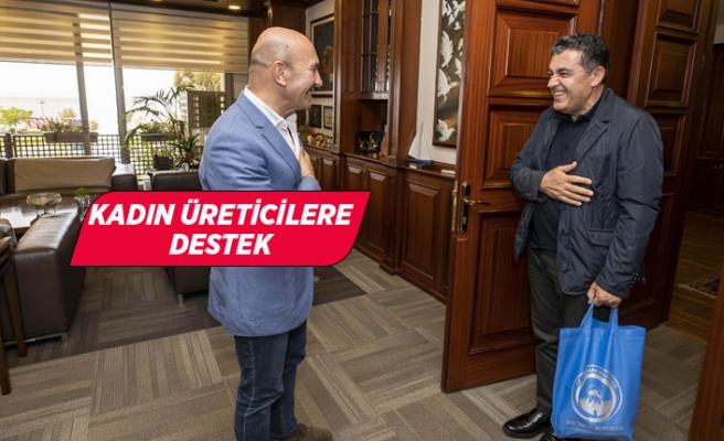 Başkan Soyer'e Ardahan teşekkürü