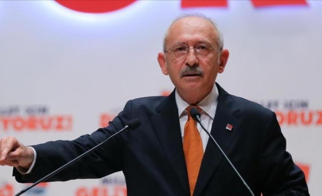 Kılıçdaroğlu: Baroları bölmek vatana ihanettir