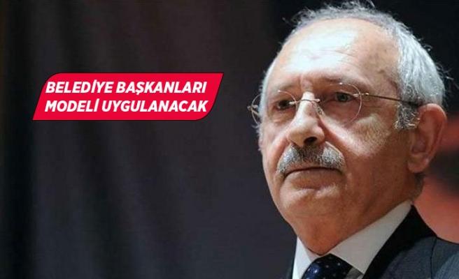 Kılıçdaroğlu'nun PM listesinin şifreleri