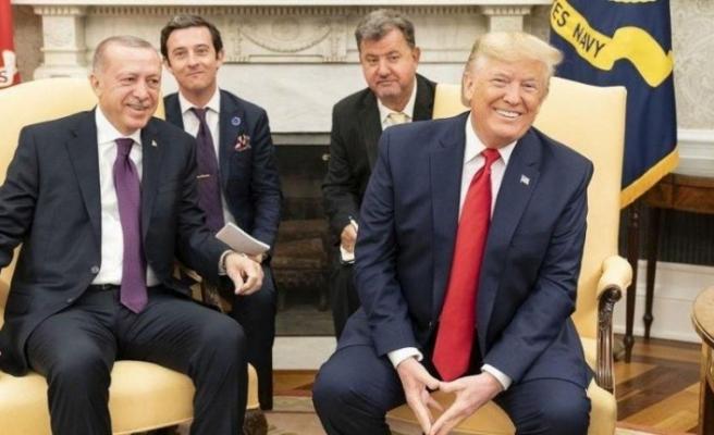 Trump sık sık Erdoğan'la konuşup şikayet etmiş