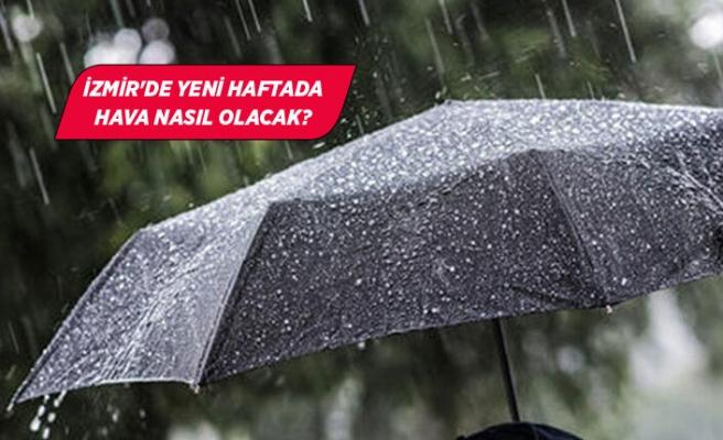 Yeni normale yağmurlu 'merhaba'
