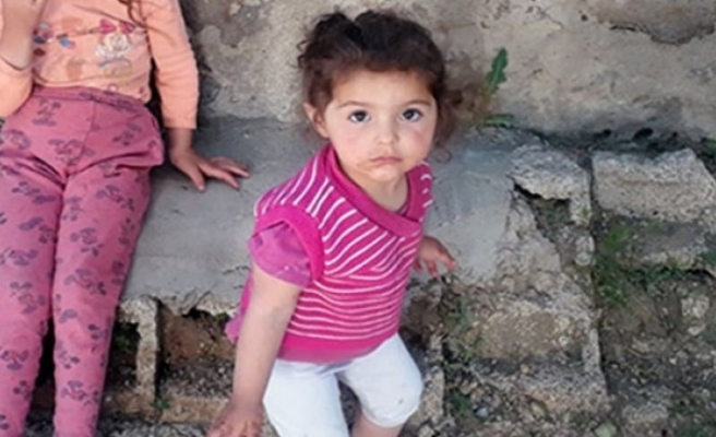 2 yaşındaki Melek'ten acı haber geldi