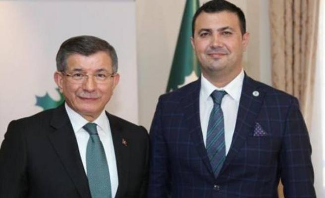 AK Parti'den istifa edip Gelecek Partisi'ne geçtiler
