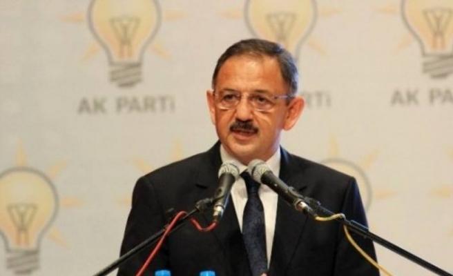 AKP'li Özhaseki'den erken seçim açıklaması: Niye gidilsin ki?
