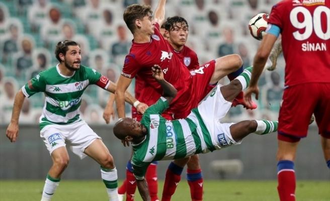 Bursaspor: 1 - Altınordu: 0
