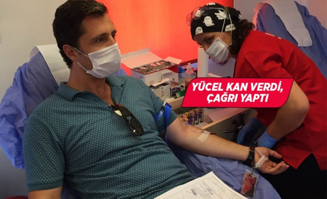 CHP İzmir'den kan bağışı kampanyası