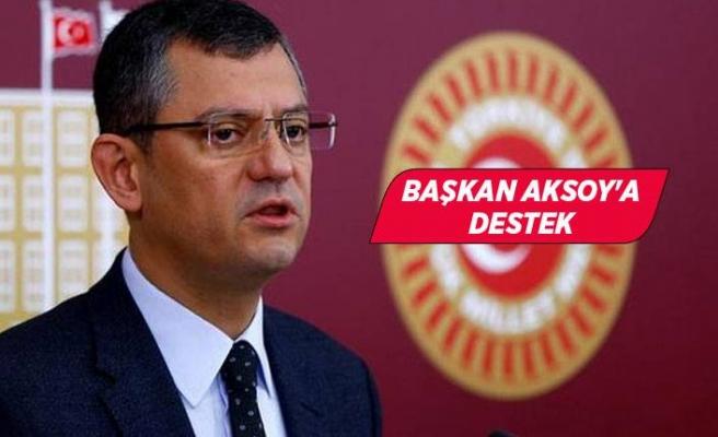 CHP'li Özel'den sert tepki: Kan donduran iddianame!