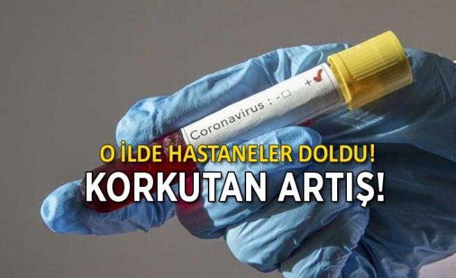 Diyarbakır'da koronavirüs vakalarında son 4 günde yüzde 15 artış
