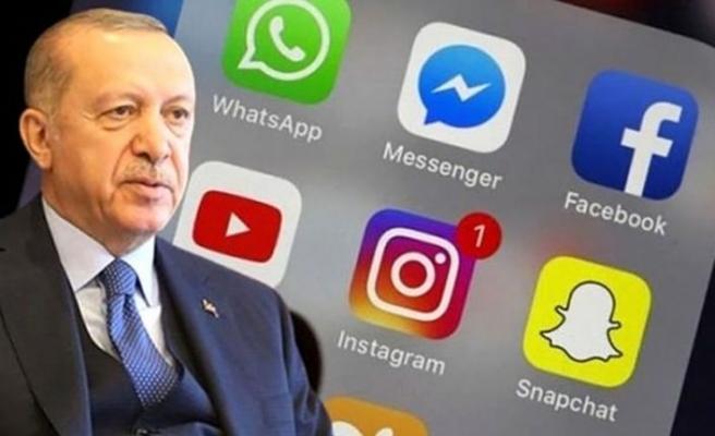 Erdoğan'ın sosyal medya talimatı AK Parti'yi karıştırdı
