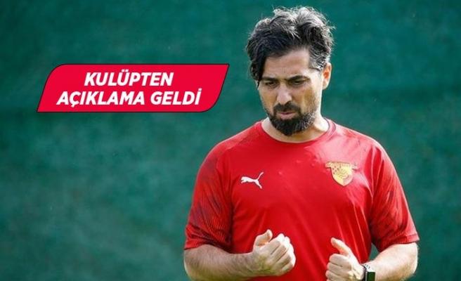 Göztepe'de teknik direktör İlhan Palut'un istifa etti!