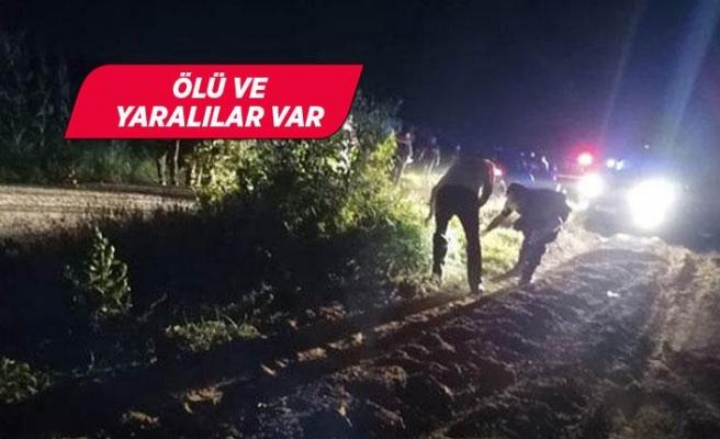 İzmir'de çıkan kavgada silahlar patladı