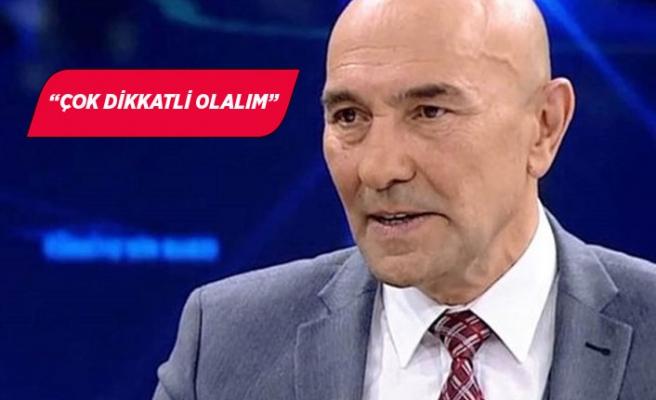 Başkan Soyer, İzmirlilere seslendi!