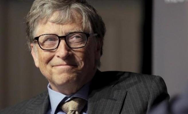 Bill Gates'ten Covid-19 testine tepki