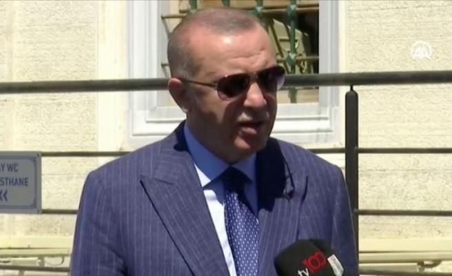 Erdoğan: Büyükelçimizi geri çekebiliriz!